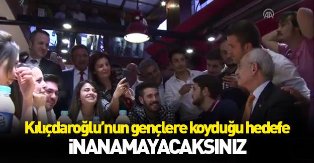 Kılıçdaroğlu'ndan gençlere ilginç üretim tavsiyesi!