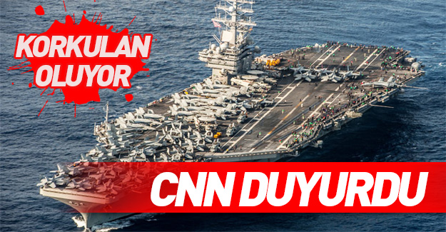 Korkulan oluyor… CNN dünyaya duyurdu!