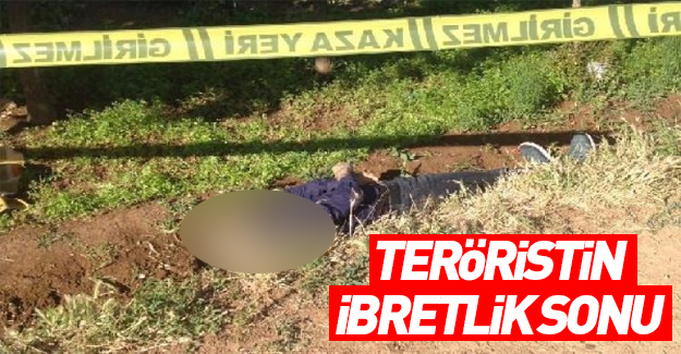 2 polisi yaralayan teröristlerden biri öldürüldü!