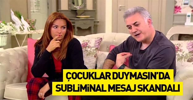 Çocuklar Duymasın'da FETÖ skandalı!