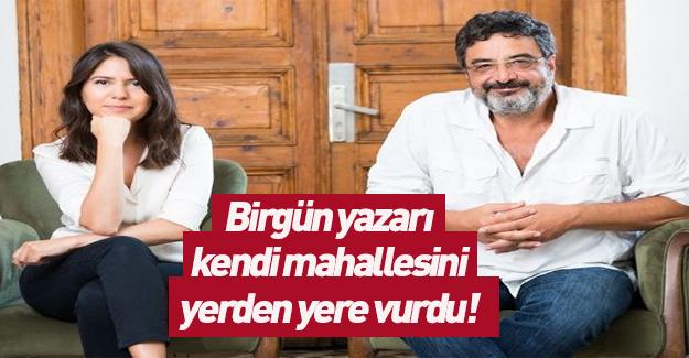 Birgün yazarı: Bizim mahalle PKK'lı katilleri seviyor