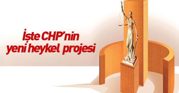 CHP'nin heykel projesi belli oldu