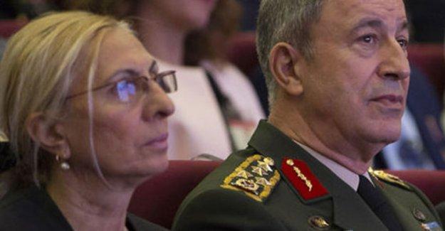 Hulusi Akar'ın eşinin hassasiyeti CHP'lileri rahatsız etti