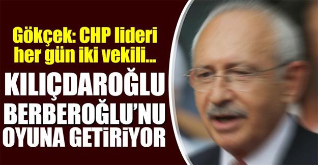 Melih Gökçek, CHP'nin kirli oyununu deşifre etti