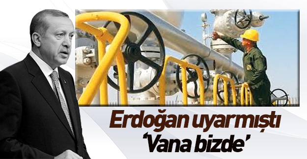 4 trilyon dolarlık vana Türkiye'de