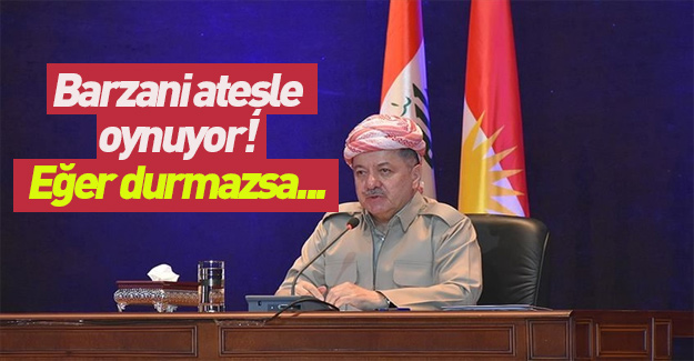 Barzani'nin referandumu Mossad ve ABD planı