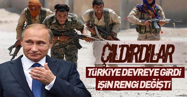 Çıldırdılar! Türkiye devreye girince işler değişti