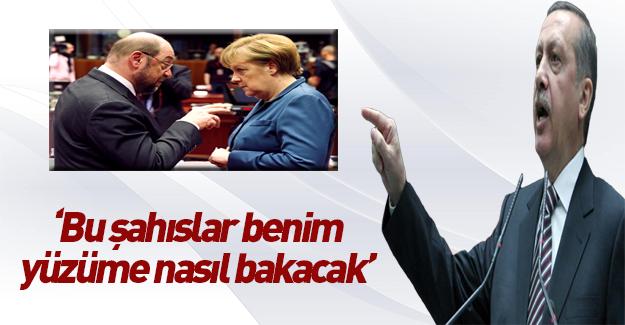 Erdoğan Almanya'nın Türkiye düşmanlığını eleştirdi
