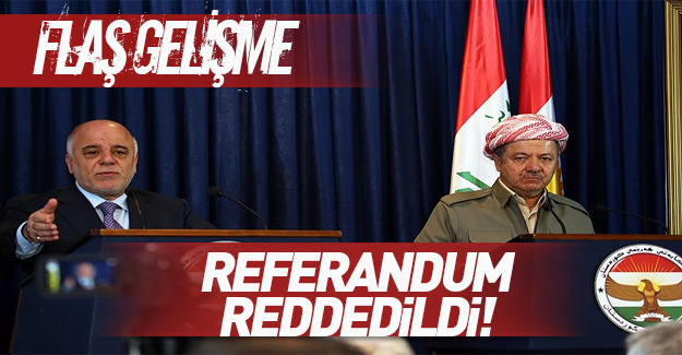 Irak Parlamentosu, Barzani aleyhinde karar aldı