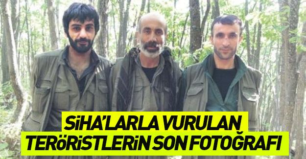 Kahramanmaraş'ta öldürülen teröristler