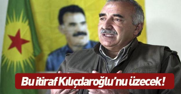 PKK elebaşından SİHA itirafı