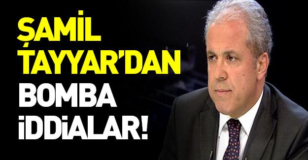 AK Partili Şamil Tayyar'dan bomba iddia: ABD konsolosluğunda...