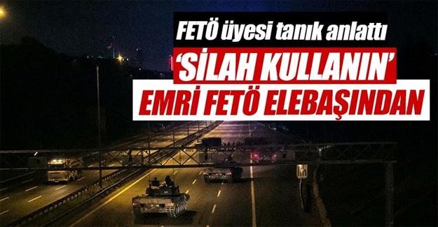Teröristbaşı Fetullah Gülen'den 'silah kullanın' emri