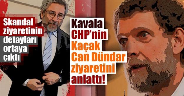 CHP'nin skandal ziyaretinin detayları ortaya çıktı'