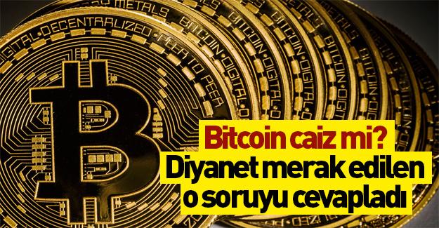 Diyanet İşleri'nden Bitcoin ve Ethereum yorumu