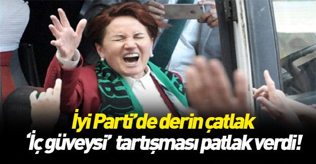 İYİ Parti'de 'iç güveysi' kavgası! Bomba iddialar! İstifa mı ediyor?