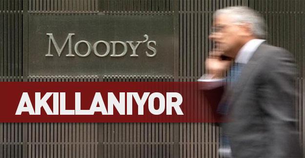 Moody's Türkiye hakkında açıklama yaptı