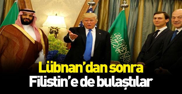 Suud Prensi Selman'dan Filistin liderine çağrı