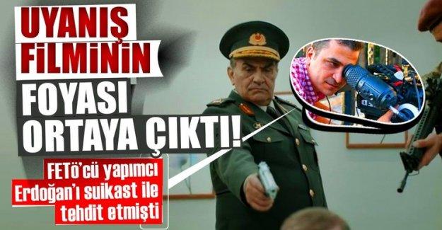 'Uyanış' filminin yapımcısı Ali Avcı'ya FETÖ yöneticiliğinden dava!