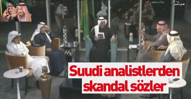 Hadsiz Suudi siyaset analistinden küstah sözler!