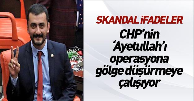 CHP'li isimden skandal açıklamalar