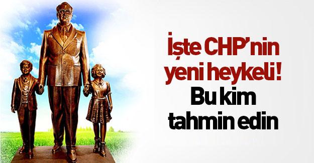 İşte CHP'nin yeni heykel projesi