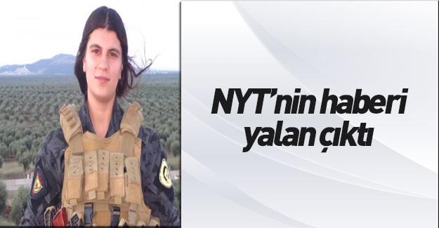 NYT'nin yazdığı YPG'nin kahramanlık hikayesi yalan çıktı