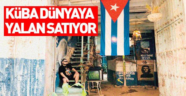 Oray Eğin solcuların Küba sevgisini bozdu