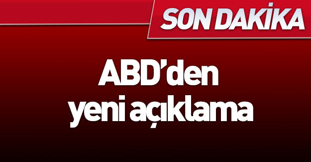 """Tillerson: """"Türkiye'nin PKK kaygıları..."""""""