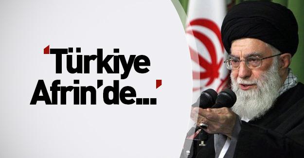 """""""Türkiye Afrin'de..."""""""