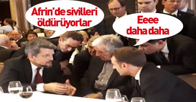 Türkiye'yi karalama turları...