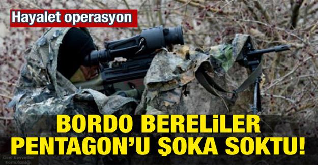 Bordo Bereliler sızdı! ABD ve PKK'ya büyük şok