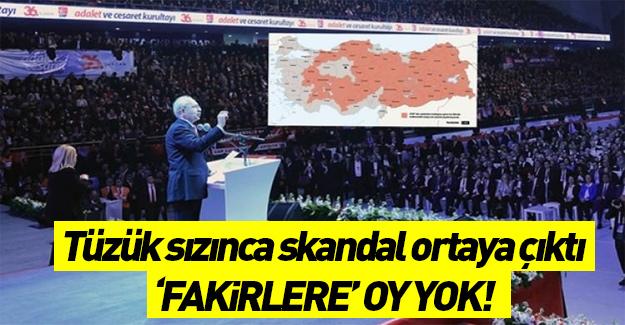 CHP'de demokrasinin uğramadı iller...