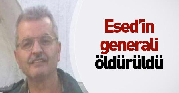 Esed'in güvendiği adam öldürüldü