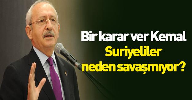 Kılıçdaroğlu CHP Grup Toplantısı'nda
