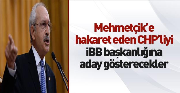 Mehmetçik'e hakaret et koltuğu kap