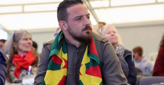 PKK'lı futbolcudan teröristlere övgü