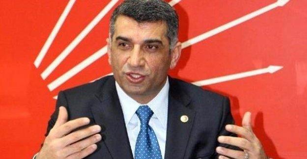 Teröre lanet okuyan CHP'li liste dışı kaldı