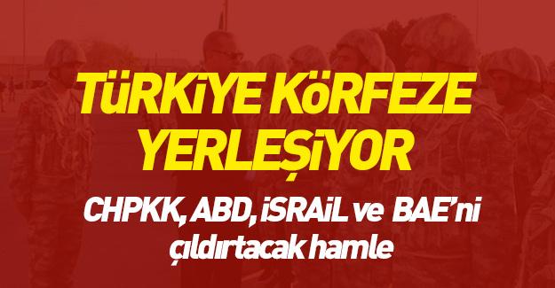 Türkiye'den körfezde çok konuşulacak hamle