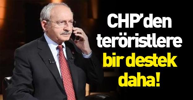 Türkiye düşmanlarına CHP'den açık destek