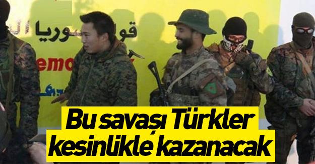 """""""Türkiye kesinlikle kazanacak"""""""