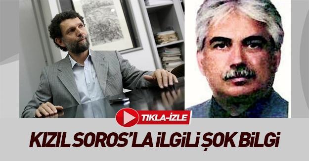Osman Kavala ile ilgili şok bilgi