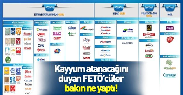 ETÖ'cülerin 792 milyon liralık Kaynak Holding vurgunu