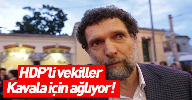 Osman Kavala'ya PKK'dan destek geldi