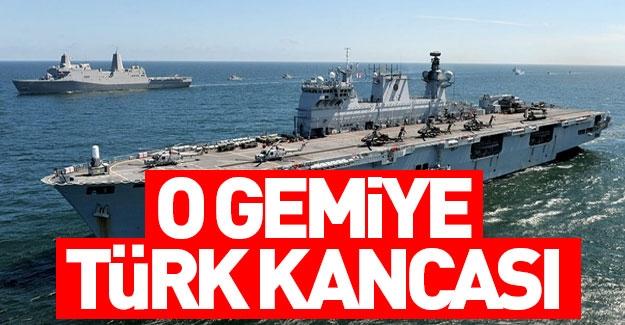 O gemiye Türk kancası! İddia doğru mu?