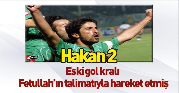 Eski gol kralı Fetullah'ın emriyle bakın ne yapmış!