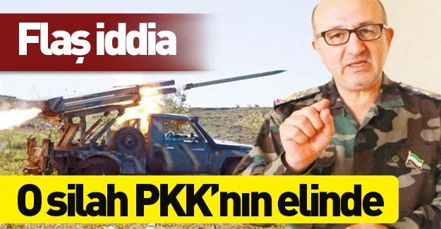 PKK'nın elindeki o silah ne?