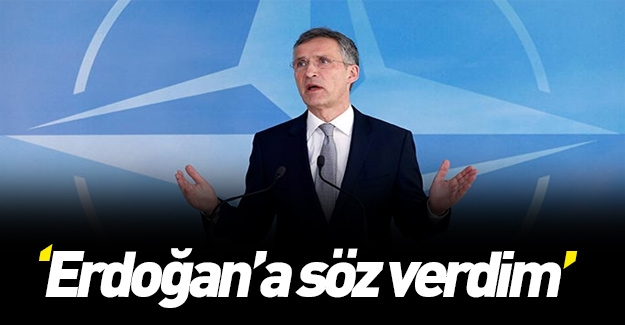 NATO, Erdoğan'a özrünü yineledi