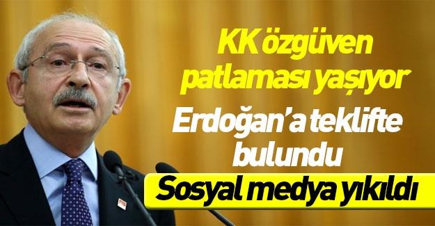 SSK Kemal özgüven patlaması yaşıyor!