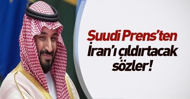 İran çıldıracak! Suudi prensten Hamaney'e şok sözler...